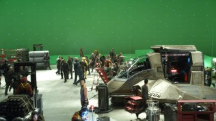 Galactica Hangar Wide