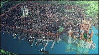 King Landing - Minecraft -01