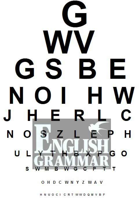 Is the English language suffering from process blindness