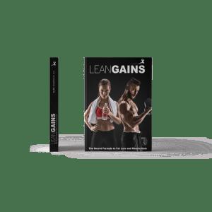 Lean Gains - Book Cover-