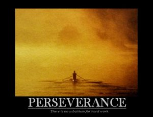 Monday Motivation: Perseverance