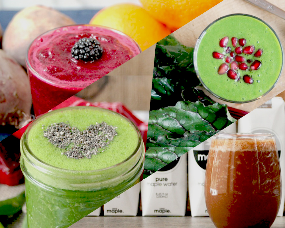 Green Blender Smoothies