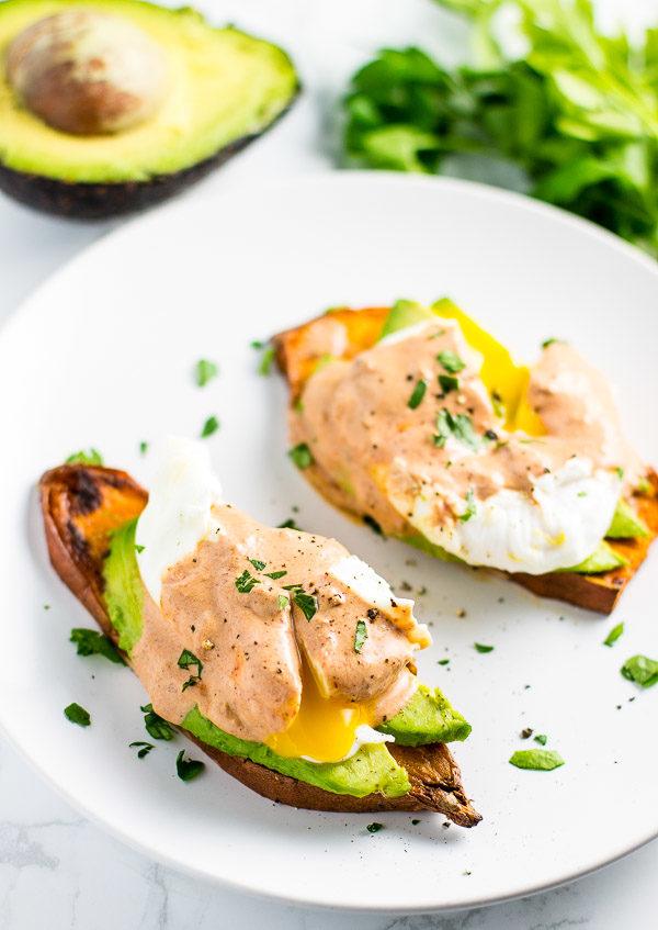 Southwestern Eggs Benedict