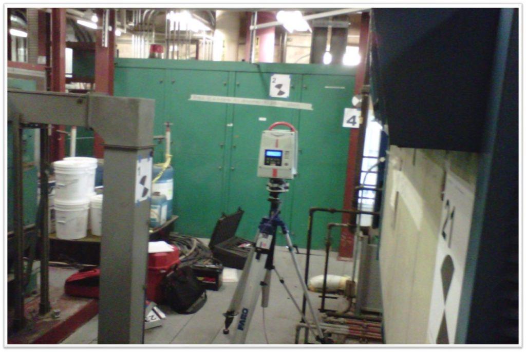 laser scanner image
