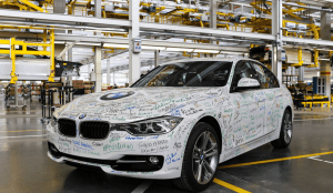 BMW Assembly Plant in Brazil sets benchmark in takt time planning for Lean projects