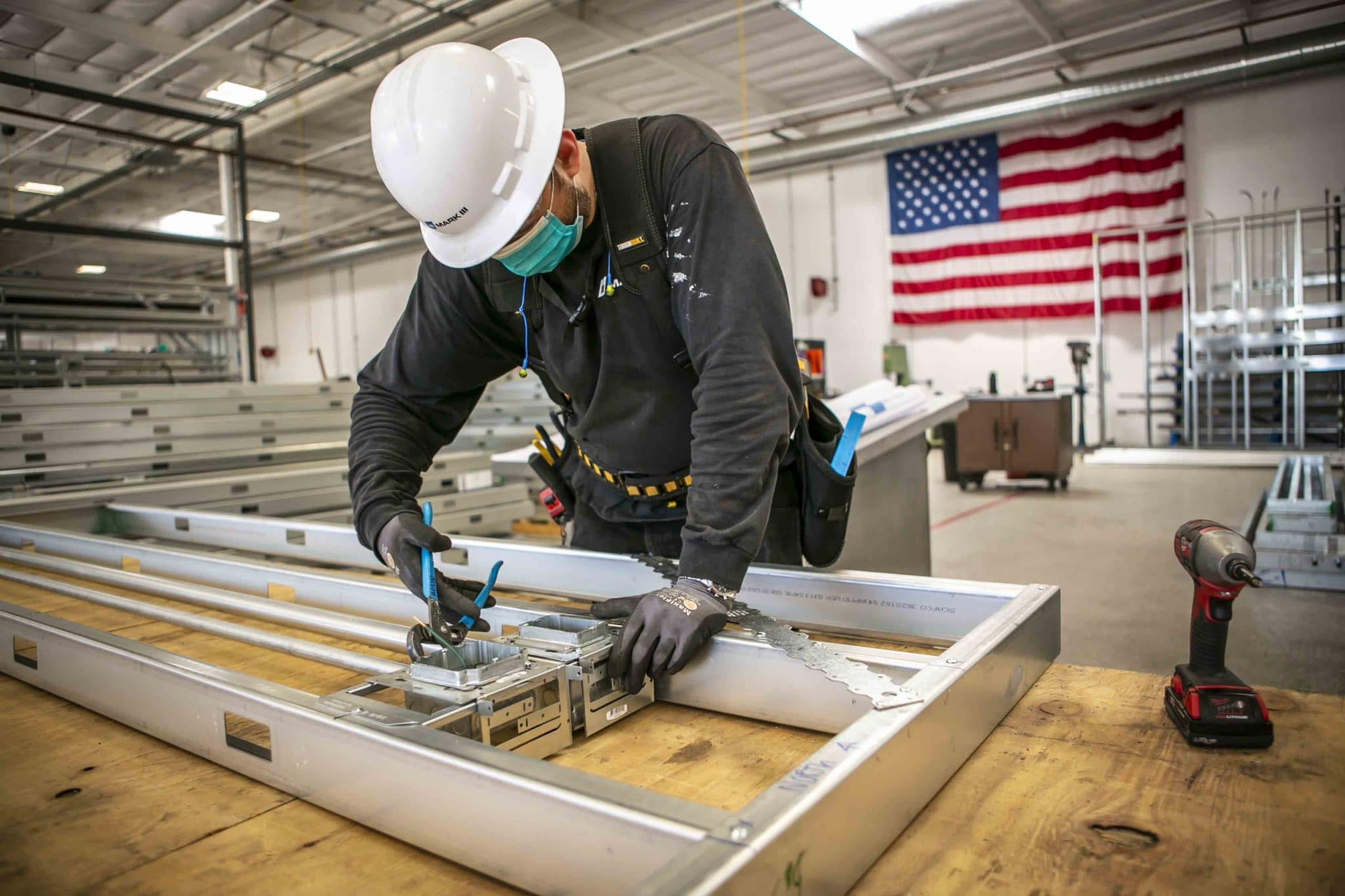 With Project Mountain, Mark III is disrupting the traditional construction process by standardizing design, streamlining material procurement, and leveraging prefabrication and manufacturing to build better, faster, and cheaper.