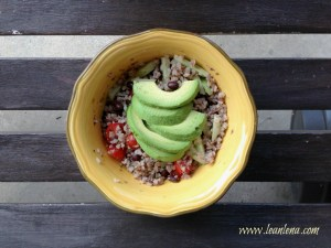 Out of meal ideas? Check out this post with my menu in the past few days.