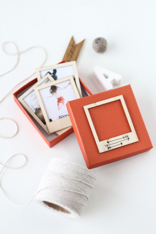 Valentines day diy gift ideas lean lena polaroid twophoto puzzle by all for the memories negle Image collections