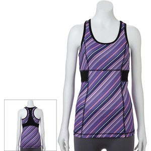 Tek Gear® Striped Racerback Yoga Tank - $17.99 at Kohl's