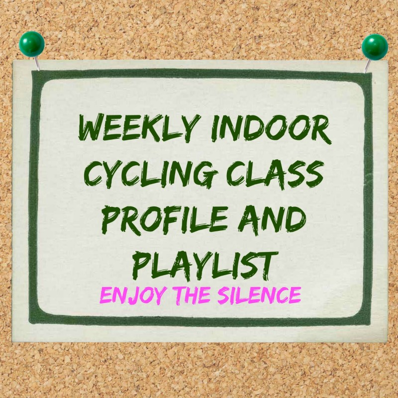 Class Profile and Playlist #6 – Enjoy the Silence