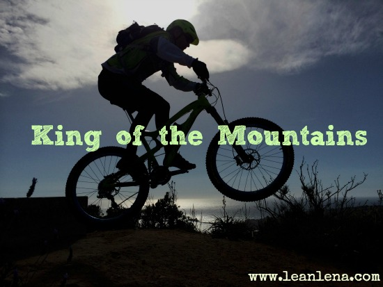 Climbing it: King of the Mountains (Cycling Class Profile)