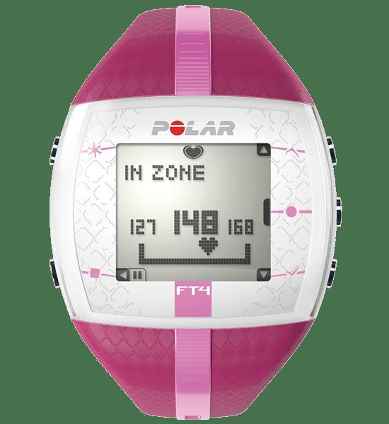 Giveaway: 3 (THREE) Polar FT4 Heart Rate Monitors