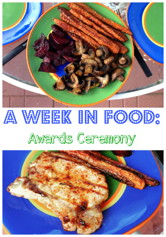 Week in Food Awards Ceremony – Vol. 2