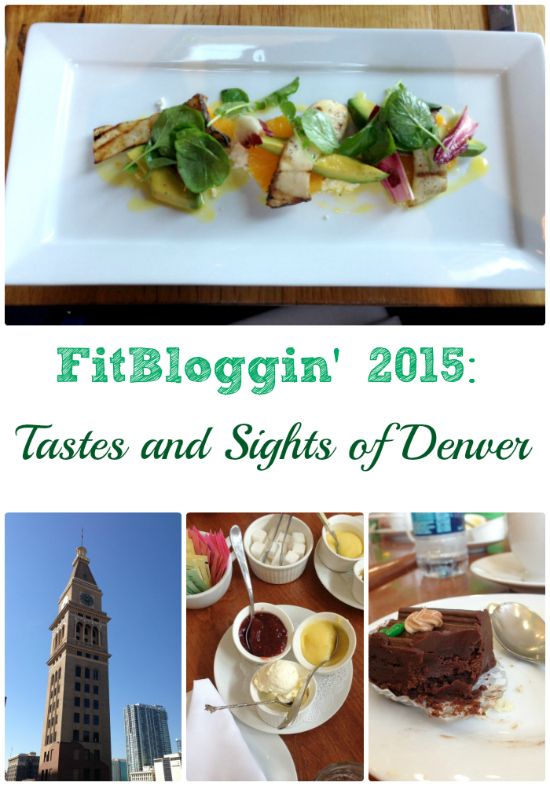 FitBloggin' 2015: Tastes and Sights of Denver, CO