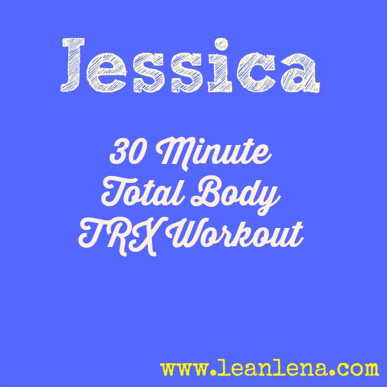 TRX 30 minute workout