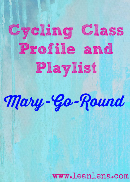 indoor cycling profile