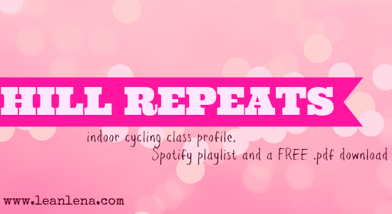 Hill Repeats: Indoor Cycling Class Profile and Playlist