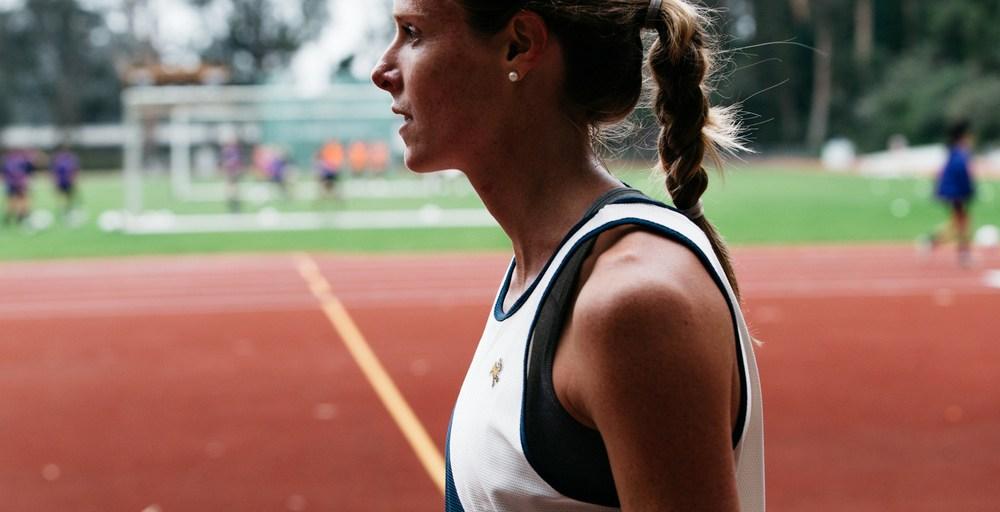 Olympic dreams Photo courtesy: Tracksmith