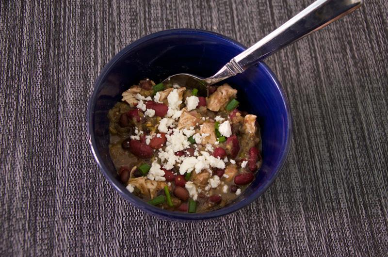 2 Bean Chicken Chili