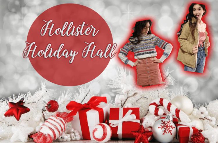 hollister, haul, fashion, vlog