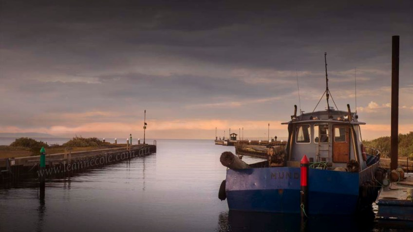 boat-harbour-mordialloc-sunrise
