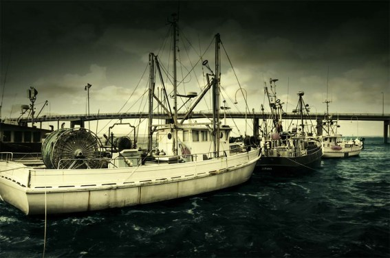 fishing-boats-water-docked-phillipisland