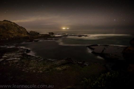 beach-sorrento-water-night-stars-2