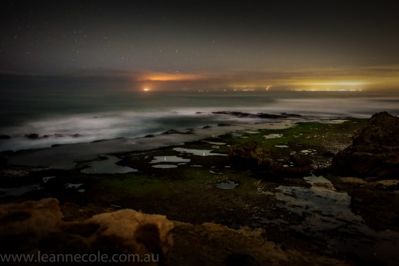 beach-sorrento-water-night-stars-4
