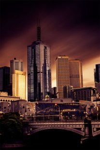 melbourne-sunrise-long-exposure-cityscape