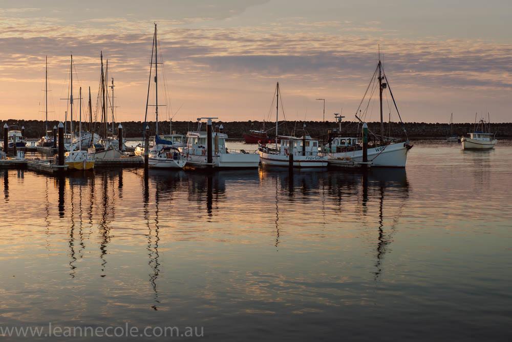 apollo-bay-sunrise-harbour-boat-1