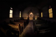 church-abandoned-country-town-victoria