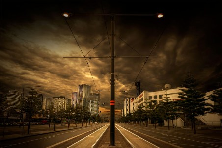 harbour-esplanade-docklands-tramtracks-melbourne