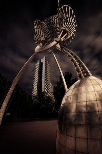 Sculptures at Docklands