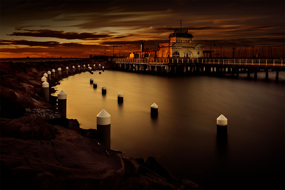 stkilda-pier-sunset-long-exposure