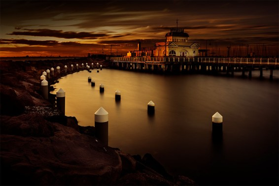 stkilda-pier-sunset-long-exposure