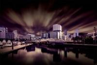 docklands-wide-morning-longexposure-melbourne