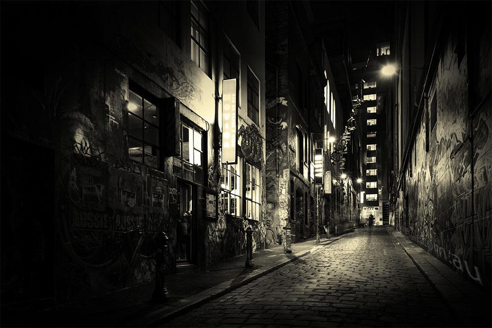 hosier-lane-night-culture-melbourne
