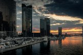 melbourne-yarrariver-sunset-night-docklands-0684