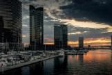 melbourne-yarrariver-sunset-night-docklands-0684