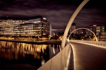 webb-bridge-docklands-night-melbourne