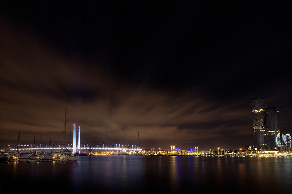 docklands-bolte-bridge-night-melbourne