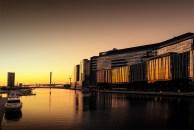 docklands-sunset-melbourne-yarrariver-webbbridge