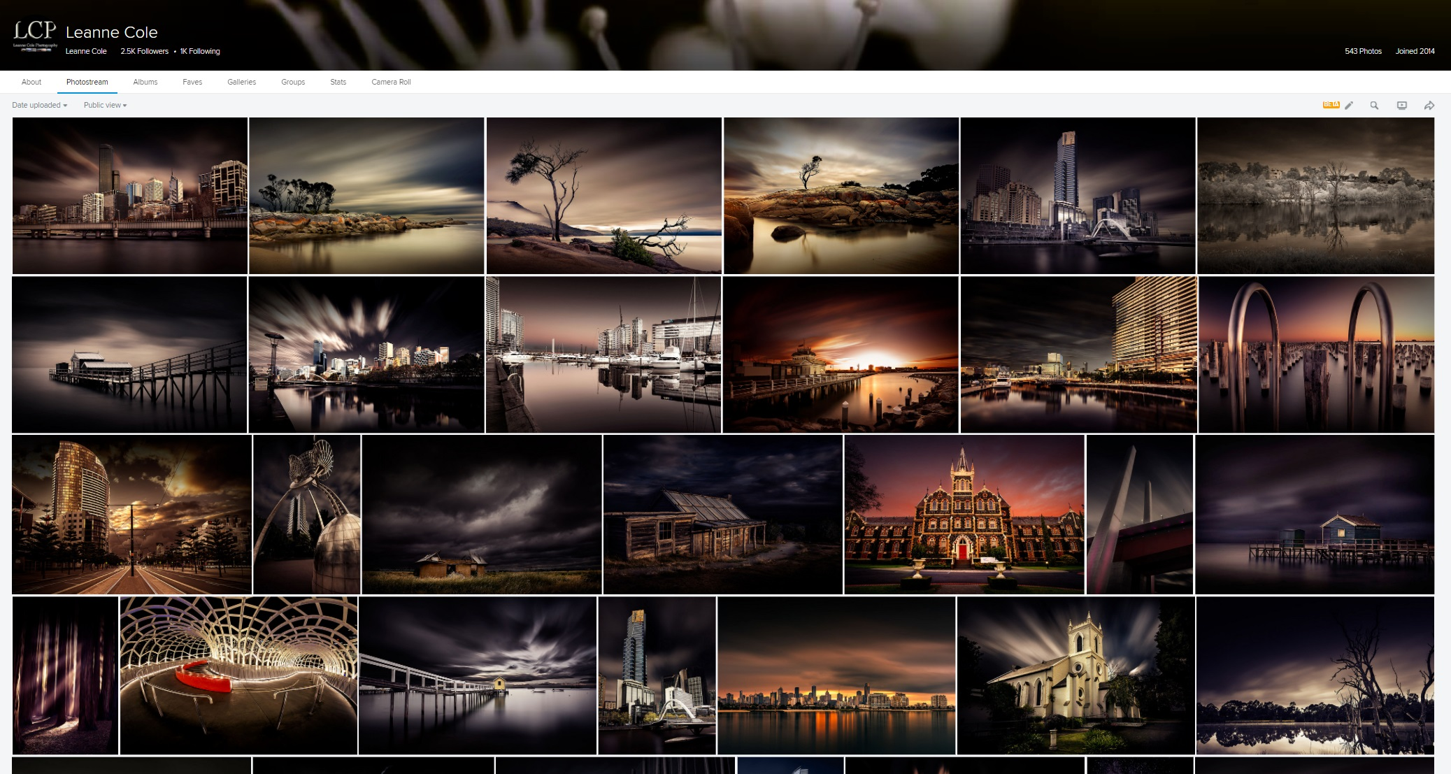 flickr-header-photography-gallery