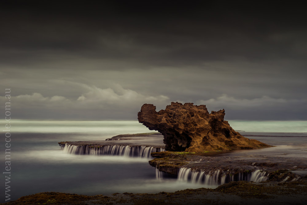 Dragon's Head, Rye - Learning about long exposure photography