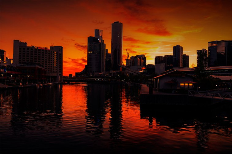 melbourne-sunrise-yarrariver-morning-australia