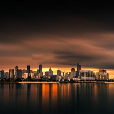 Melbourne Cityscape 5