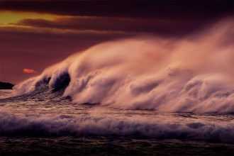 waves-spindrift-sunrise-apollobay-greatoceanroad