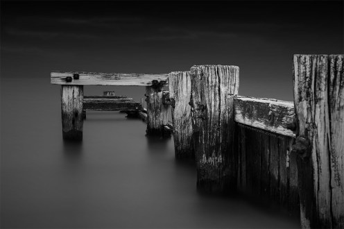 mentone-pier-long-exposure-monochrome