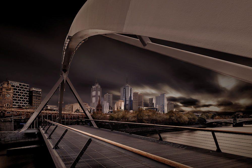 evan-walker-bridge-melbourne-long-exposure