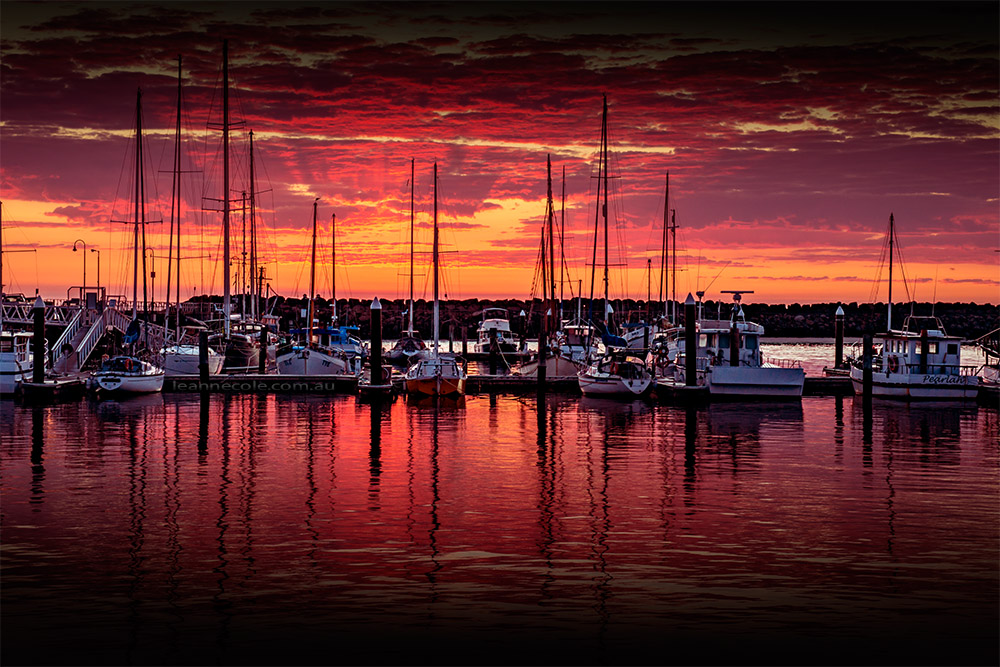 apollo-bay-marina-sunrise-winter